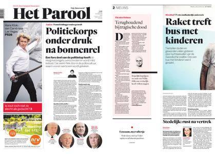 Het Parool – 10 augustus 2018
