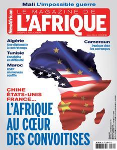 New African, le magazine de l'Afrique - Janvier - Février 2013