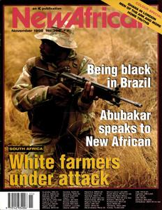 New African - November 1998