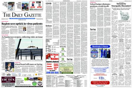 The Daily Gazette – May 21, 2020