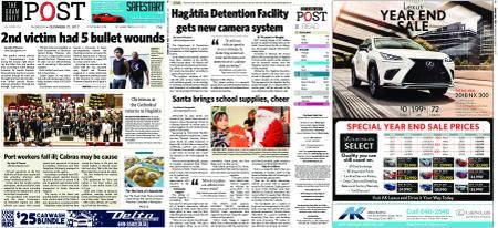 The Guam Daily Post – December 21, 2017