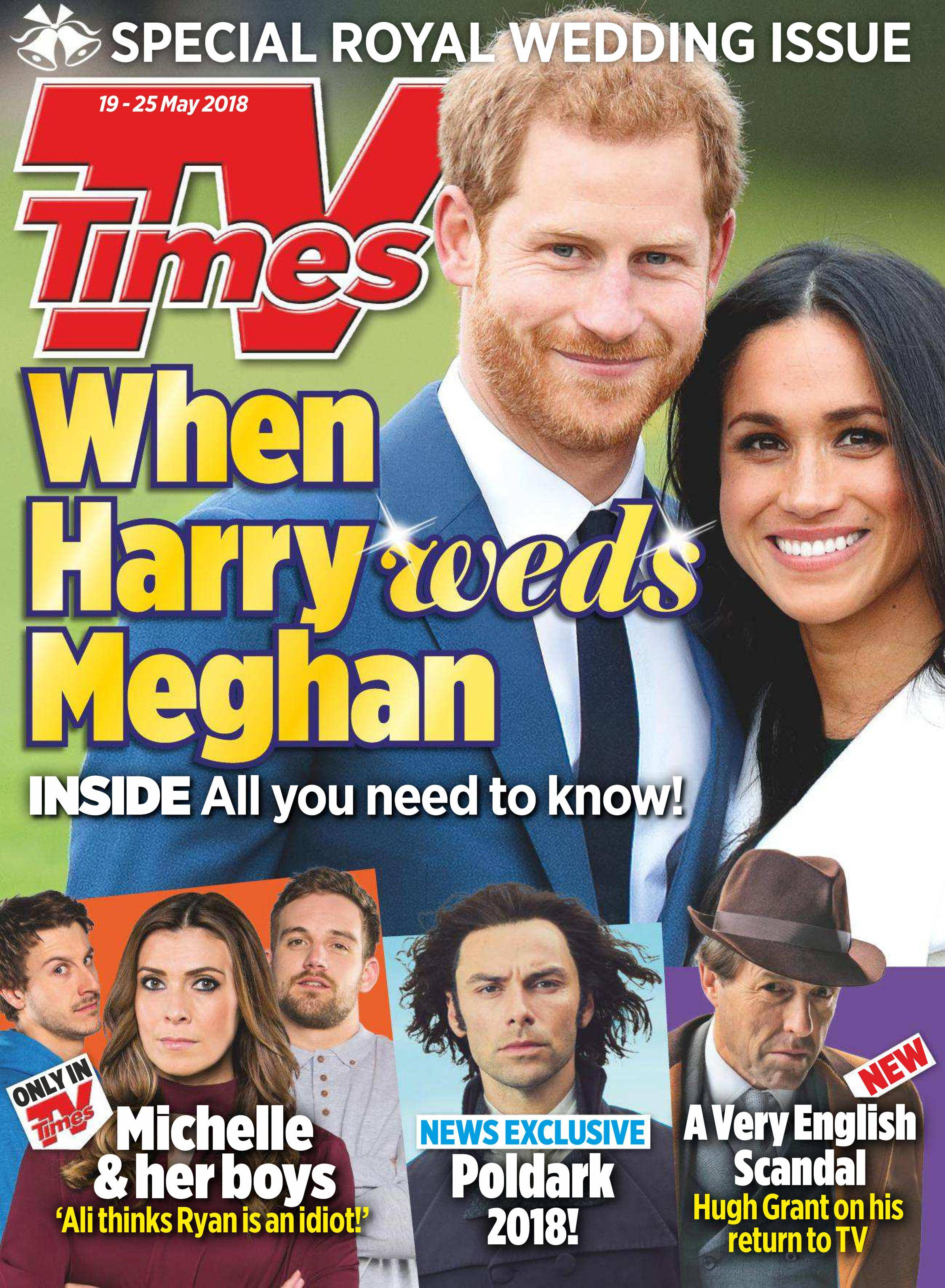 TV Times - 19 May 2018