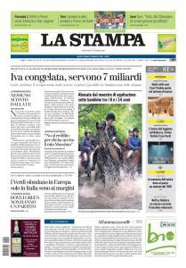 La Stampa Torino Provincia e Canavese - 1 Ottobre 2019