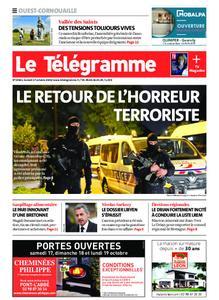 Le Télégramme Ouest Cornouaille – 17 octobre 2020