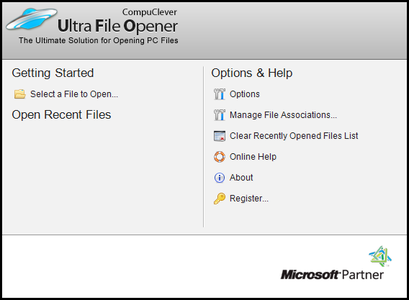 Ultra File Opener 5.6.3.131 Portable