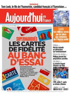 Aujourd'hui en France - 11 Janvier 2020