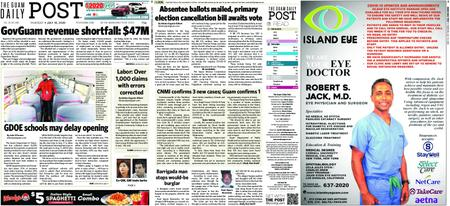 The Guam Daily Post – July 16, 2020