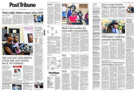 Post-Tribune – August 14, 2020