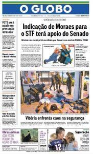 O Globo - 07 Fevereiro 2017 - Terça