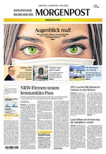 Bergische Morgenpost – 02. Mai 2020
