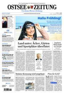Ostsee Zeitung Wolgast - 04. April 2018