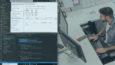 Microsoft Azure DevOps Engineer: Implement Imperative Virtual Machine Configuration Management