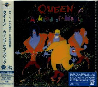 Queen - A Kind Of Magic (1986) {2019, MQA-CD x UHQCD, Remastered, Japan}