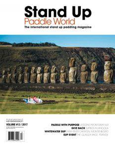 Stand Up Paddle World  - June 2017