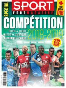 Sport Foot Magazine - 25 Juillet 2018