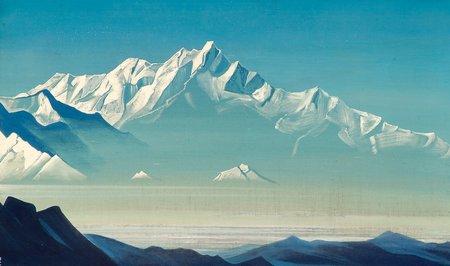 The Art of Nikolai Konstantinovich Rerikh