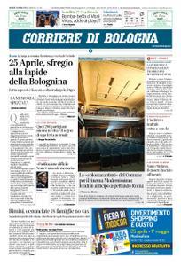 Corriere di Bologna – 25 aprile 2019