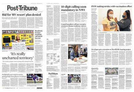 Post-Tribune – April 24, 2021