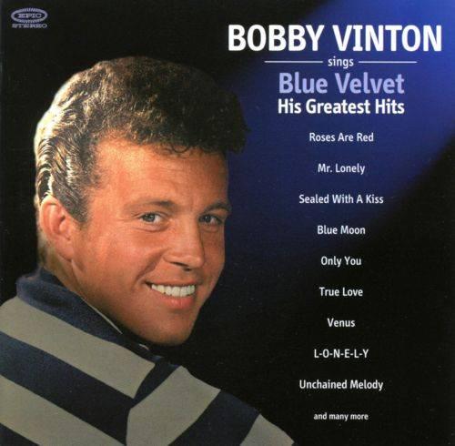 bobby vinton blue velvet mp3 download