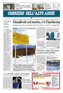Corriere dell'Alto Adige – 12 novembre 2019