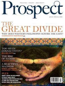 Prospect Magazine - February 2006