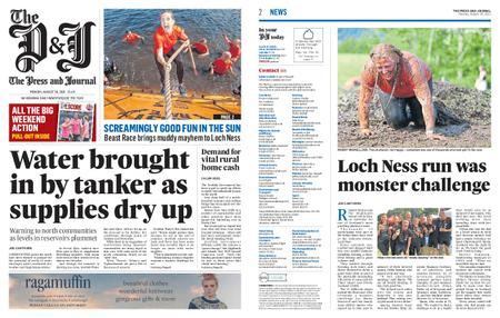 The Press and Journal Moray – August 30, 2021