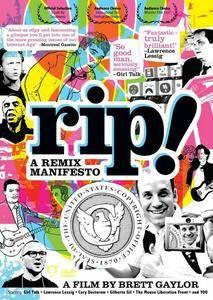 RiP: A Remix Manifesto (2009)