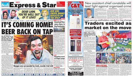 Express and Star City Edition – July 03, 2018
