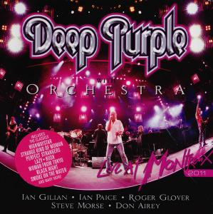 Deep Purple with Orchestra - Live At Montreux 2011 (2011)