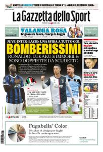 La Gazzetta dello Sport – 03 febbraio 2020