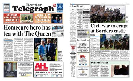Border Telegraph – July 31, 2019
