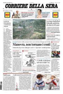 Corriere della Sera – 02 novembre 2018