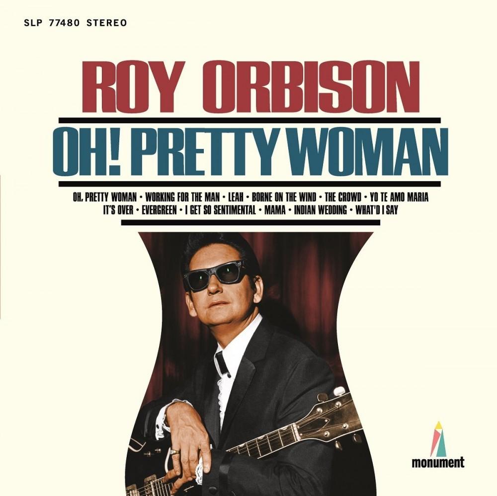 Roy Orbison - The Monument Album Collection (2015) [Official Digital Download 24bit/96kHz]