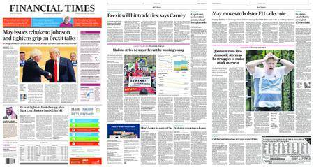 Financial Times UK – September 19, 2017