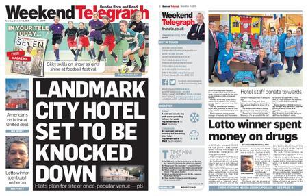 Evening Telegraph First Edition – December 15, 2018