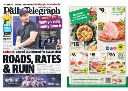 The Daily Telegraph (Sydney) – December 16, 2020