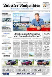 Lübecker Nachrichten Ostholstein Süd - 16. August 2018