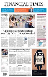 Financial Times Asia - June 11, 2019