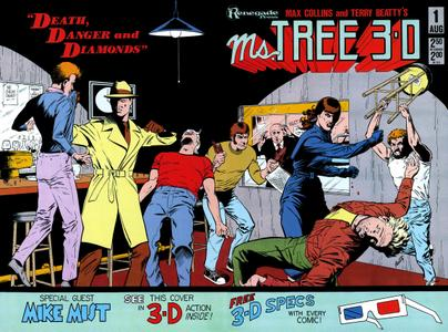 Ms Tree 3-D 001 (1985) (Renegade) (3-D effect intact