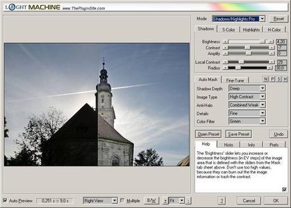 LightMachine 1.0 for Adobe Photoshop-FOSI