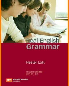 ENGLISH COURSE • Real English Grammar • Intermediate • Book with Audio CD (2005)