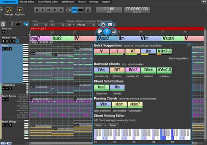 MusicDevelopments RapidComposer 3 v3.83 WiN / OSX