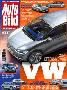 Auto Bild Germany – 01. August 2019