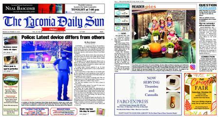 The Laconia Daily Sun – October 25, 2019