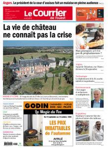 Le Courrier de l'Ouest Angers – 22 septembre 2020
