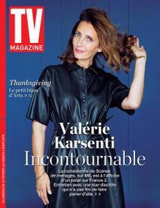 TV Magazine - 24 Février 2019