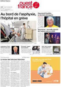 Ouest-France Édition France – 14 novembre 2019