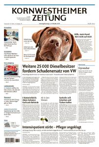 Kornwestheimer Zeitung - 05. Oktober 2019