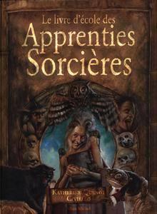 Le Livre d'Ecole des Apprenties Sorcières