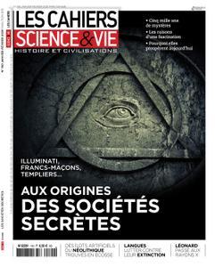 Les Cahiers de Science & Vie - décembre 2019